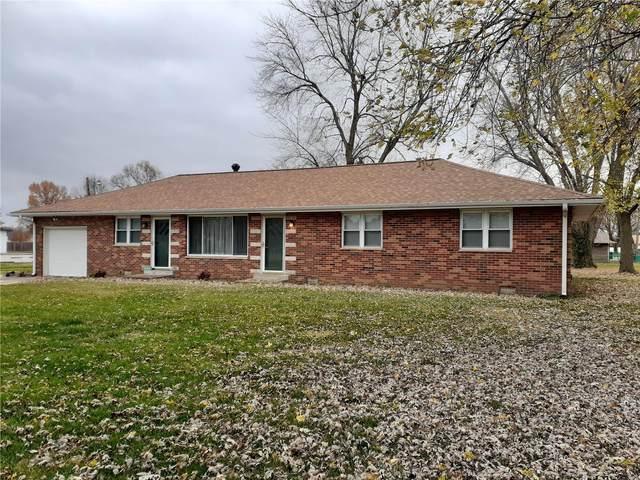 7225 Main Street, Maryville, IL 62062 (#20082020) :: Hartmann Realtors Inc.