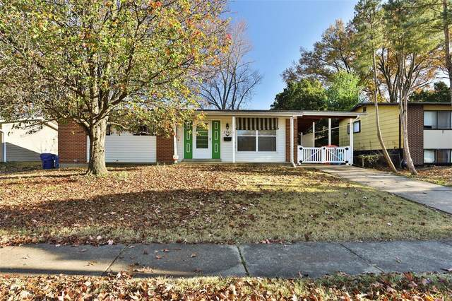 2360 Palm, Florissant, MO 63031 (#20082030) :: Parson Realty Group