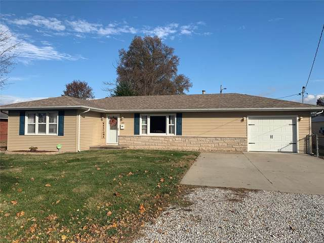 610 Homm St, Bethalto, IL 62020 (#20082049) :: Parson Realty Group