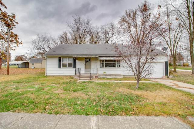 316 Keating, SHIPMAN, IL 62685 (#20082094) :: The Becky O'Neill Power Home Selling Team