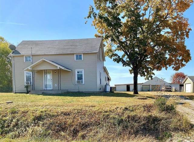 401 Pierron, POCAHONTAS, IL 62275 (#20082095) :: The Becky O'Neill Power Home Selling Team