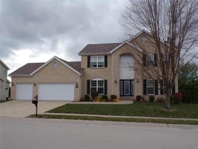 6712 Oxford Lane, Maryville, IL 62062 (#20082105) :: Hartmann Realtors Inc.