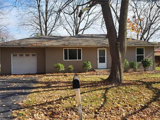 11 Richard Drive, Belleville, IL 62223 (#20082193) :: Clarity Street Realty