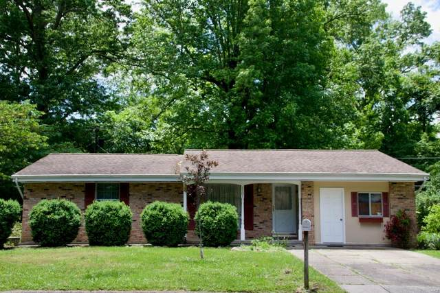 1101 W Willow Street, CARBONDALE, IL 62901 (#20082214) :: St. Louis Finest Homes Realty Group