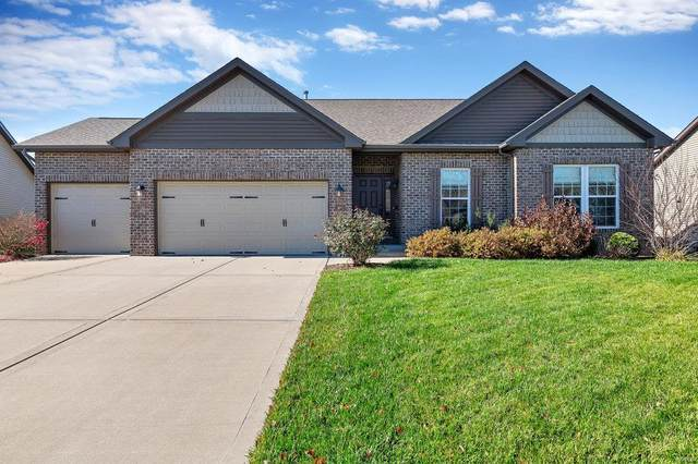 2382 Lakeshore Drive, Columbia, IL 62236 (#20082223) :: Parson Realty Group