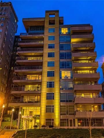 4545 Lindell Boulevard #21, St Louis, MO 63108 (#20082233) :: Hartmann Realtors Inc.