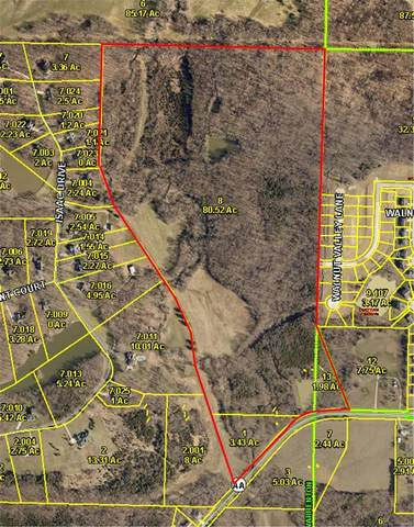 0 Hwy Aa, 85 +/- Acres, Warrenton, MO 63383 (#20082268) :: RE/MAX Professional Realty