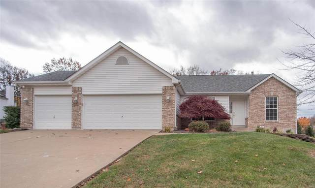 103 Gailwood Drive, Saint Peters, MO 63376 (#20082338) :: Tarrant & Harman Real Estate and Auction Co.