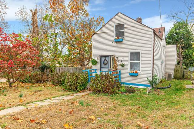 3618 Koeln Avenue, St Louis, MO 63116 (#20082342) :: Clarity Street Realty