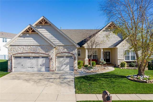 2340 Tribute Drive, Arnold, MO 63010 (#20082406) :: Tarrant & Harman Real Estate and Auction Co.