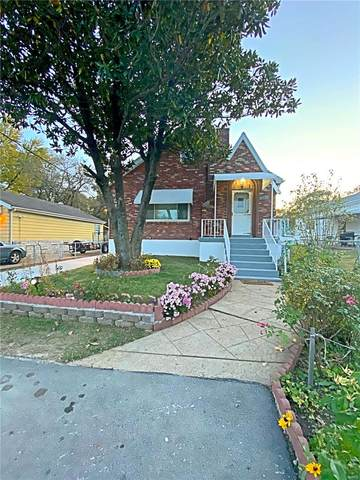 3718 Hoffmeister Avenue, St Louis, MO 63125 (#20082420) :: Parson Realty Group