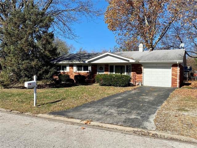 225 Lola Lane, Fairview Heights, IL 62208 (#20082473) :: Parson Realty Group