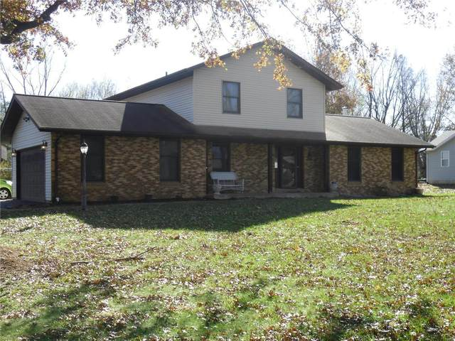 706 S Brentmoor Drive, Troy, IL 62294 (#20082531) :: Fusion Realty, LLC