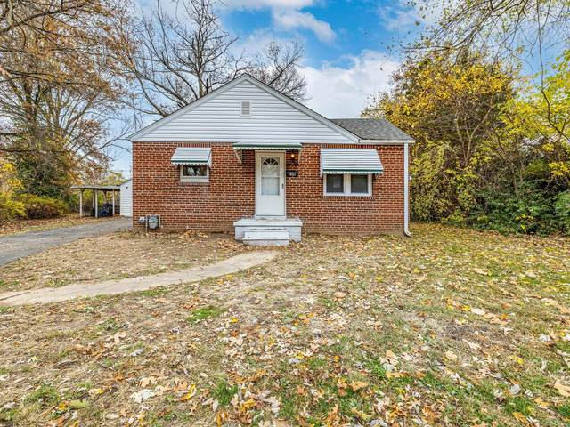 206 Circle, Collinsville, IL 62234 (#20082583) :: Parson Realty Group