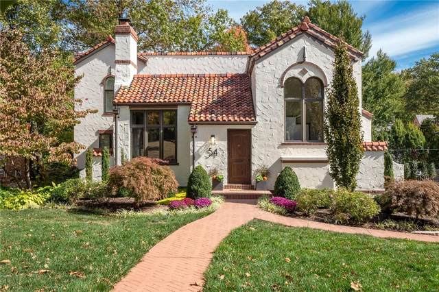 54 Broadview Drive, Clayton, MO 63105 (#20082626) :: Parson Realty Group