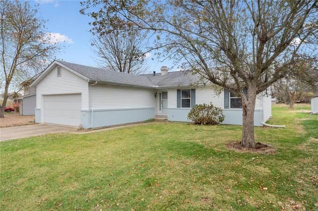 103 Hillcrest Drive, O'Fallon, IL 62269 (#20082658) :: Parson Realty Group