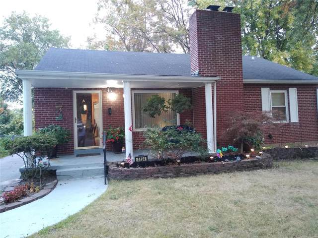 4424 Crestland Drive, St Louis, MO 63121 (#20082713) :: St. Louis Finest Homes Realty Group