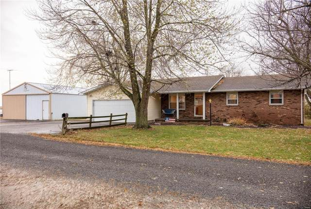23403 Helens, Jerseyville, IL 62052 (#20082739) :: Hartmann Realtors Inc.