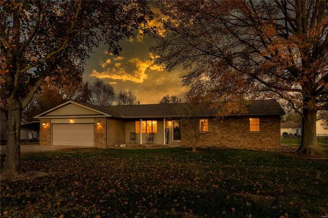2205 Autumn Lane, MARION, IL 62959 (#20082784) :: Parson Realty Group
