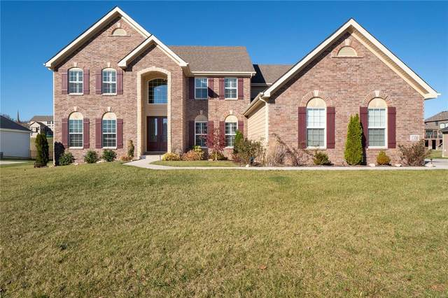 1109 Wilmas Valley Court, Chesterfield, MO 63005 (#20082791) :: Parson Realty Group