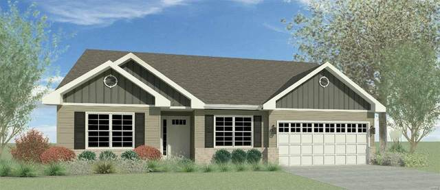 2618 Welsch Drive, Shiloh, IL 62221 (#20082815) :: Fusion Realty, LLC