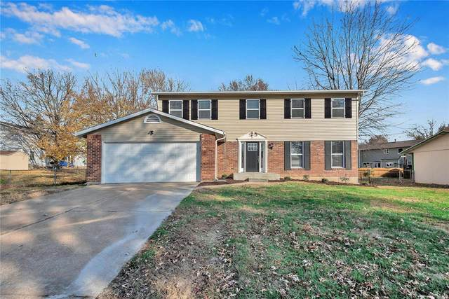 710 Westbridge Drive, Saint Peters, MO 63376 (#20082833) :: The Becky O'Neill Power Home Selling Team