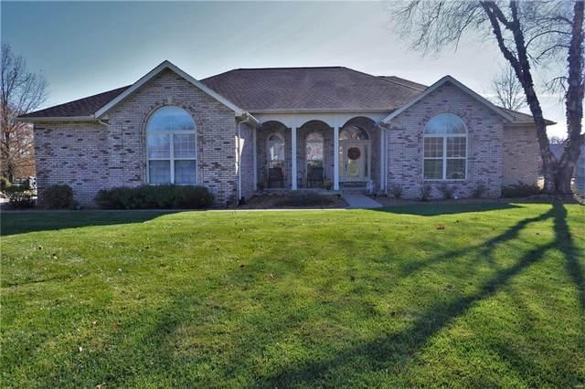 4270 Willow Oak Lane, Smithton, IL 62285 (#20082871) :: RE/MAX Professional Realty