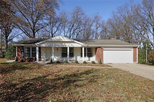643 Bambury Way, Kirkwood, MO 63122 (#20082929) :: Parson Realty Group