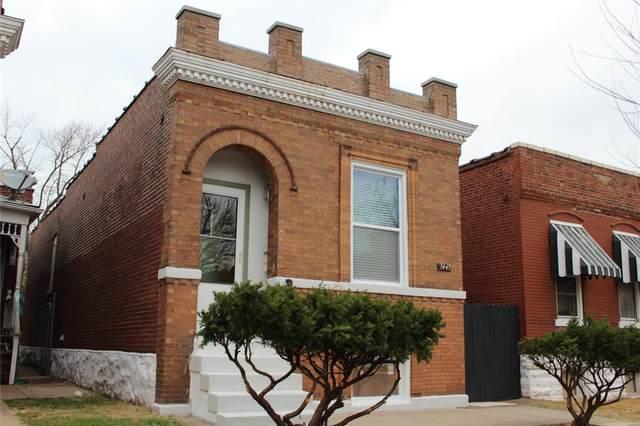3445 Itaska, St Louis, MO 63111 (MLS #20082934) :: Century 21 Prestige