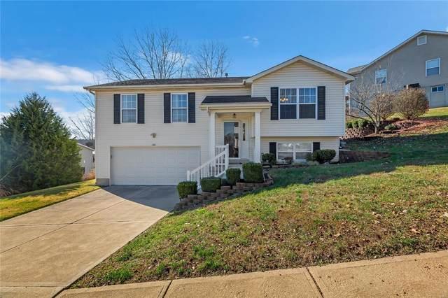 386 Keystone Drive, Fenton, MO 63026 (#20082945) :: The Becky O'Neill Power Home Selling Team