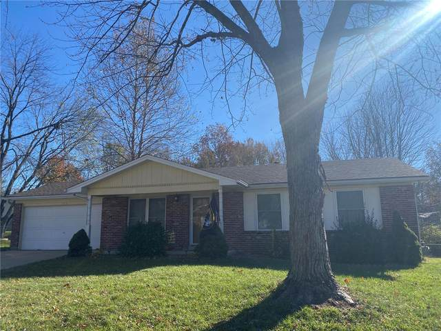 114 Phyllisaire Court, Saint Peters, MO 63376 (#20082982) :: Tarrant & Harman Real Estate and Auction Co.