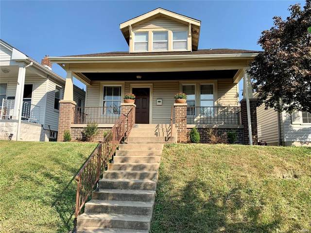 3472 Macklind Avenue, St Louis, MO 63139 (#20083030) :: Parson Realty Group