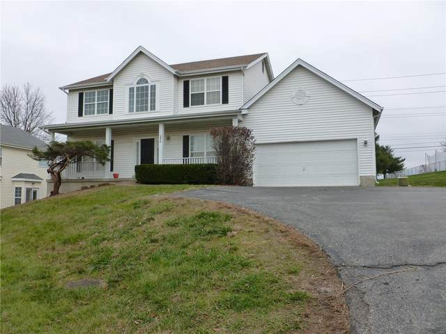 2416 Clayborn Drive, Chesterfield, MO 63017 (#20083139) :: The Becky O'Neill Power Home Selling Team
