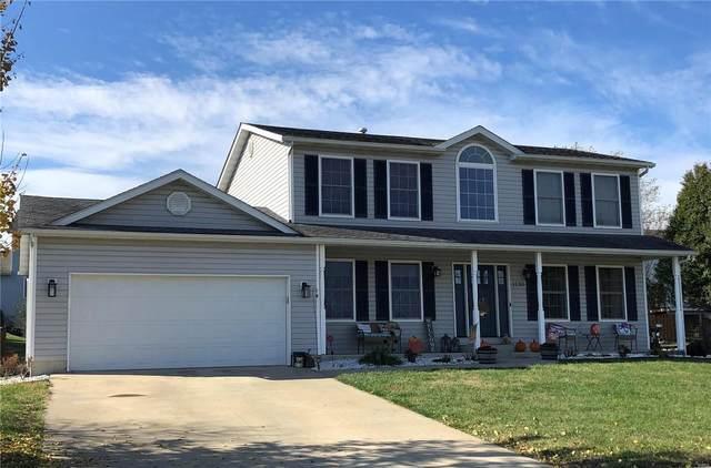 1130 Tulip Lane, Highland, IL 62249 (#20083167) :: PalmerHouse Properties LLC
