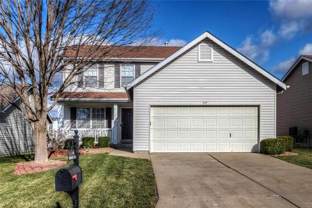 407 Briarchase Place, Lake St Louis, MO 63367 (#20083177) :: Parson Realty Group
