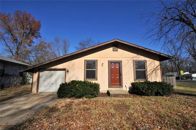 1101 Reale Avenue, St Louis, MO 63138 (#20083190) :: Parson Realty Group