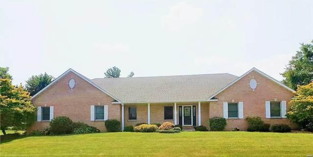 1301 Saddlewood Drive, Maryville, IL 62062 (#20083227) :: Hartmann Realtors Inc.