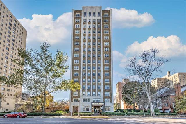 4440 Lindell Boulevard #602, St Louis, MO 63108 (#20083233) :: Matt Smith Real Estate Group
