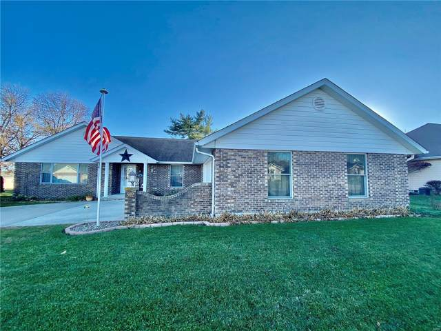 502 Amy Drive, Montgomery City, MO 63361 (#20083243) :: The Becky O'Neill Power Home Selling Team