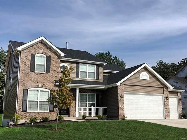 638 Creek Bend Drive, Wentzville, MO 63367 (#20083248) :: St. Louis Finest Homes Realty Group