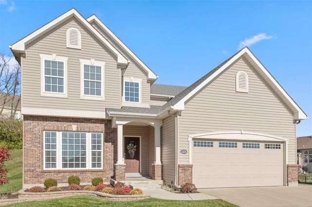 1436 Bridgeport Terr, Saint Charles, MO 63303 (#20083253) :: Parson Realty Group