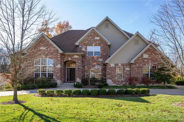 1439 Fawnvalley Drive, Des Peres, MO 63131 (#20083264) :: Parson Realty Group