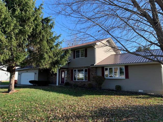 504 Walker, Vandalia, IL 62471 (#20083269) :: The Becky O'Neill Power Home Selling Team