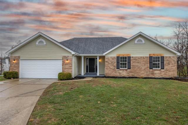 3536 Iowa Court, Saint Charles, MO 63303 (#20083283) :: Parson Realty Group