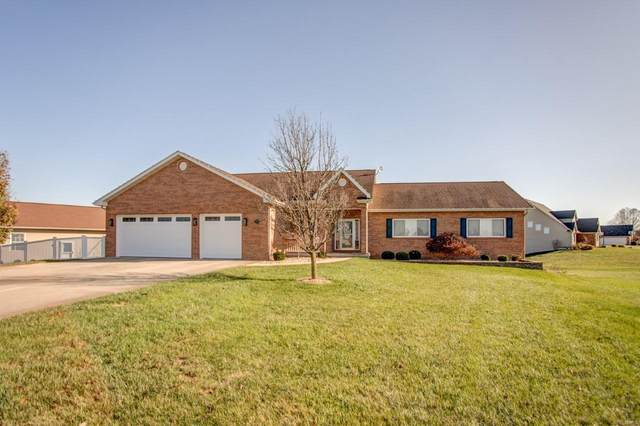 2018 Cerney Court, Millstadt, IL 62260 (#20083292) :: Parson Realty Group