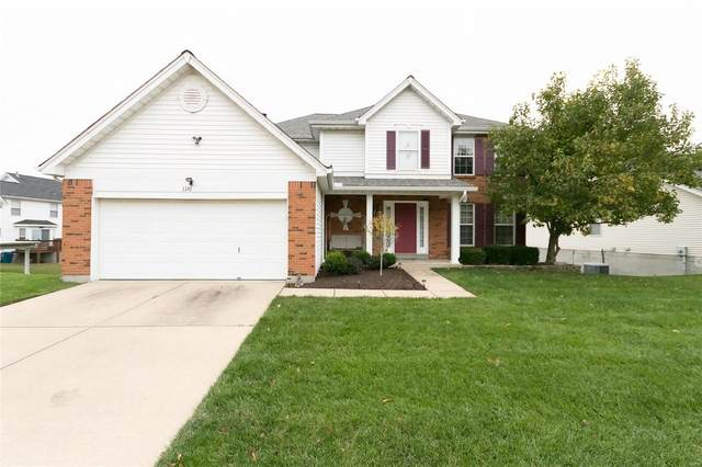 1141 Westrun Drive, Ballwin, MO 63021 (#20083298) :: St. Louis Finest Homes Realty Group