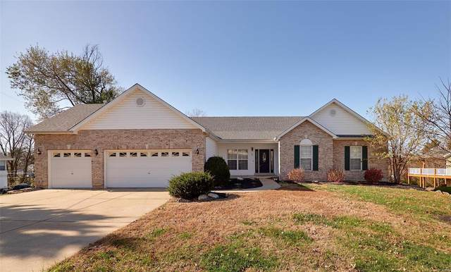 5 Saint Anthony Drive, Saint Peters, MO 63376 (#20083300) :: Parson Realty Group