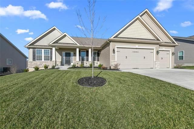 243 Mason Glen Drive, Lake St Louis, MO 63367 (#20083314) :: Parson Realty Group