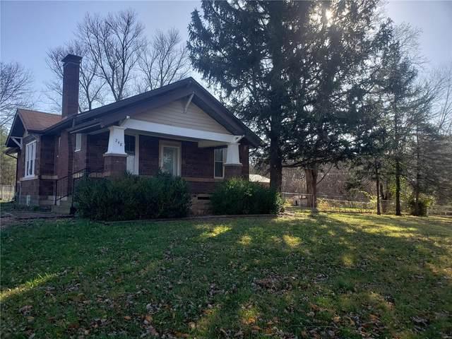 248 Bethel Meadows, Caseyville, IL 62232 (#20083317) :: Hartmann Realtors Inc.