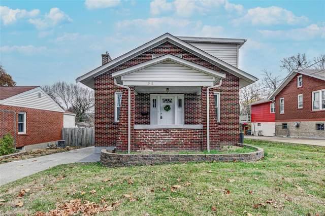 2418 Wismer Avenue, St Louis, MO 63114 (#20083319) :: Parson Realty Group